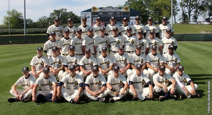 2012 Baseball Roster Mississippi College Athletics