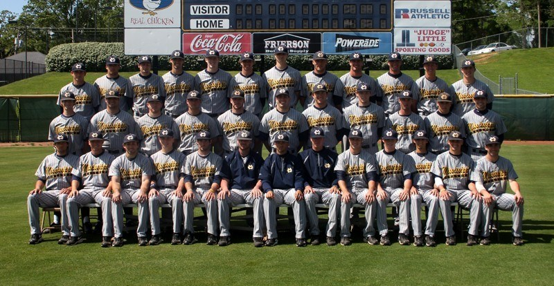 2013 Baseball Roster Mississippi College Athletics