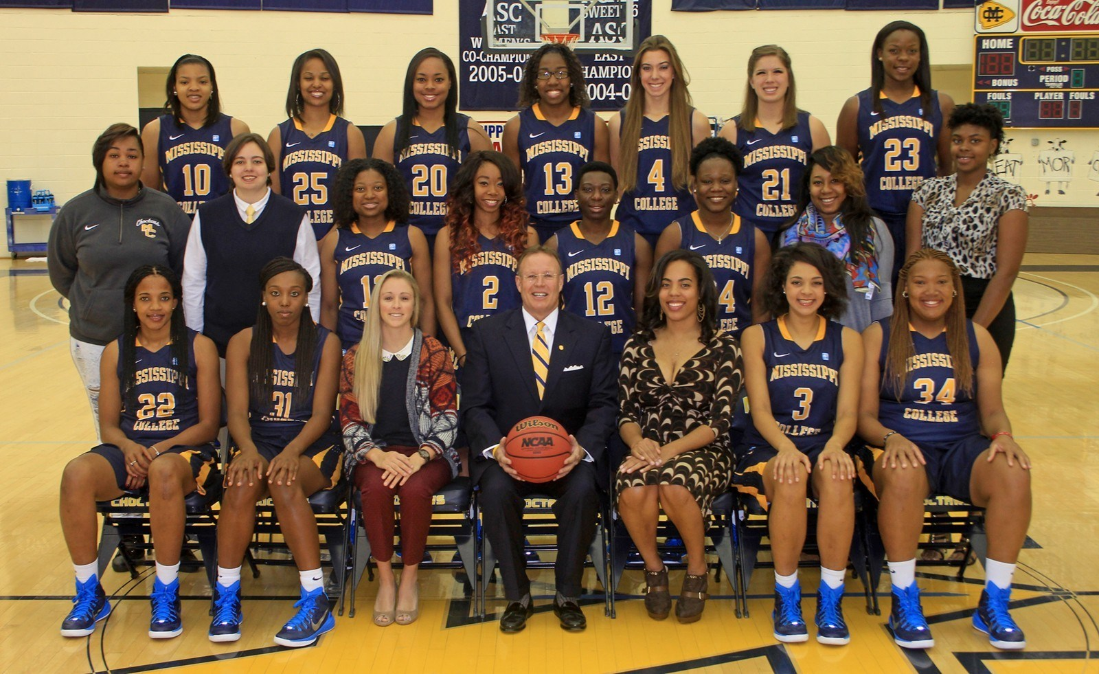 2014-15 Women's Basketball Roster - Mississippi College